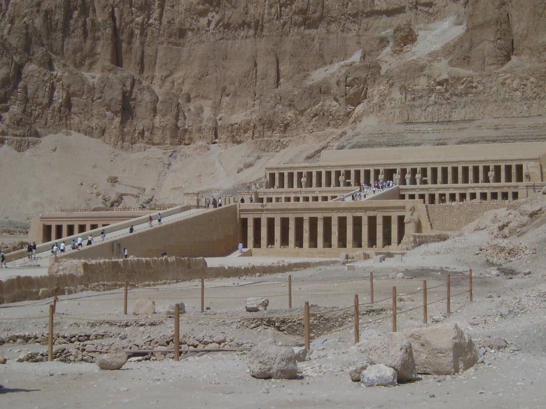 ... : Hatshepsut Temple , Hatshepsut Tomb Paintings , Hatshepsut Mummy