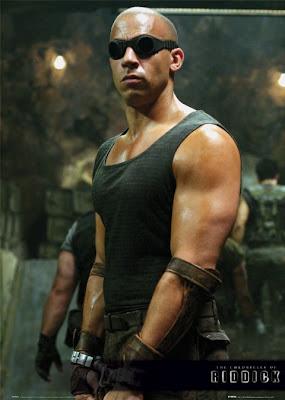 """chronicles riddick handcuffs l - David Twohy habla sobre la tercera parte de """"Riddick"""""""