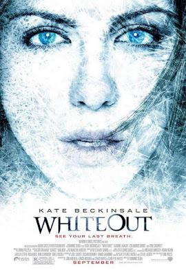 """whiteoutpost - Poster de """"Whiteout"""", con Kate Beckinsale"""