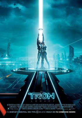 45922 - Póster de Tron Legacy.