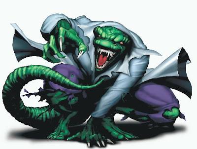 SPIDER MAN 4 Villain - Posible confirmación de Lizard como villano.