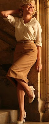 """monroepic2 - Primera imagen de """"My Week With Marilyn"""""""