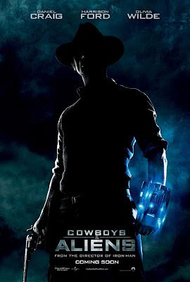 Noticia Poster CowboysAliens02L - Nuevo póster de Cowboys & Aliens