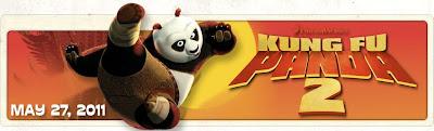 panda banner - Nuevo Spot de Kung Fu Panda 2.