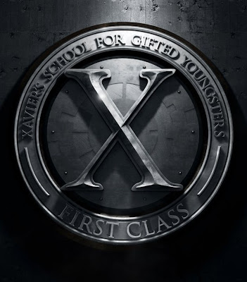 X logo - Logo Oficial, nueva foto de Magneto y fecha de trailer.