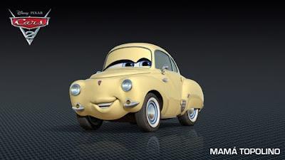 imagen galeria mamatopolino - Los nuevos personaje de Cars 2
