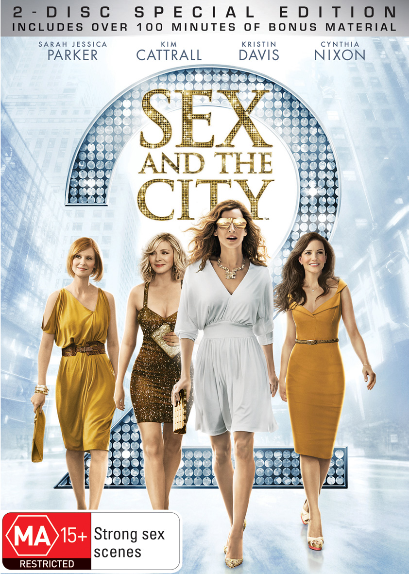 Sex and City 2 2 Disc Special Edition R 109395 9 There is much this week to make unhappy gay news  just visit your local gay ...