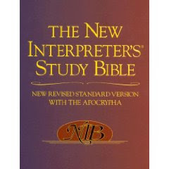 So I Finally Succumbed To My Self Imposed Pressure Buy The New Interpreters Study Bible Of Course Use Idea Merely As An Excuse