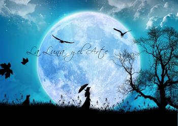 La luna y el arte