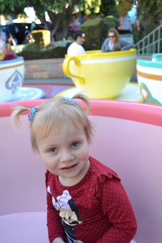 Teacups...oh my!