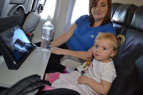 Plane Ride!