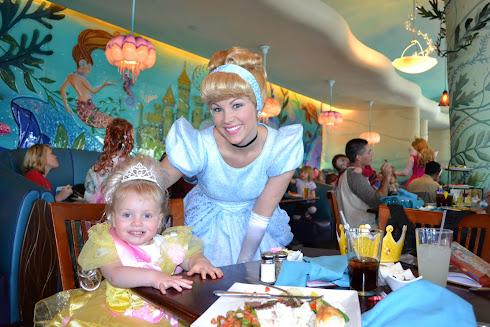 Taylor and Cinderella