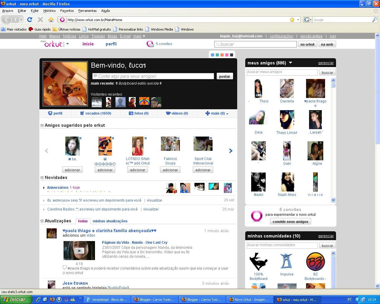 Como desbloquear fotos do orkut 2011 69