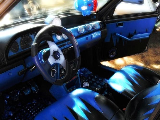 (Carros tuning - Fiat uno