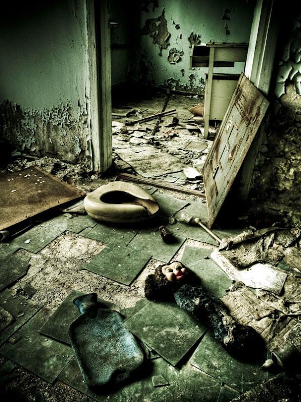 The Abandoned City of Pripyat