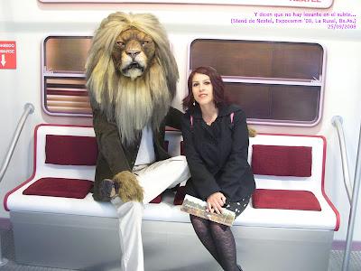 El Rey León y Yo