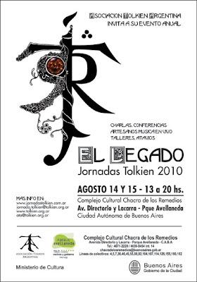 Jornadas Tolkien 2010 -- click para más info »