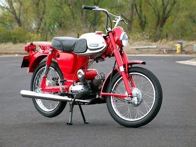 1964 Yamaha YG-1T