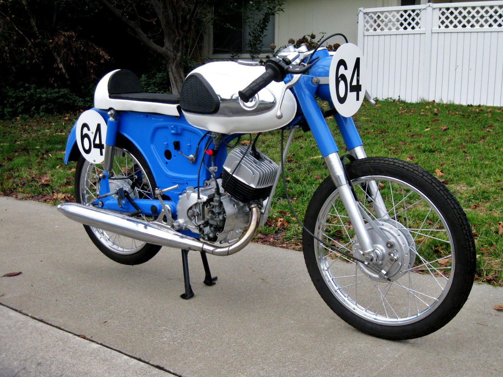 1964 Bridgestone 90 Racer