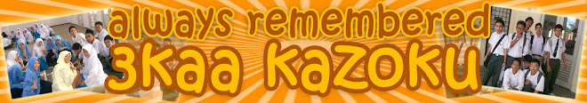 3KAA kazoku blog