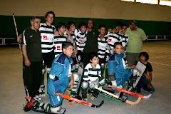 3º LUGAR CAMPEONATO NACIONAL DE INFANTIS - 2007