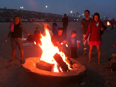 CALLED: New City Beach Bonfire Party