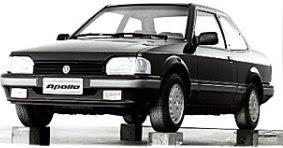 Volkswagen Apollo GL 1990