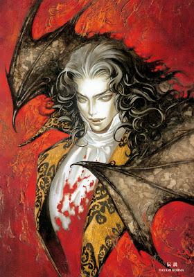 MBTI enneagram type of Vampire