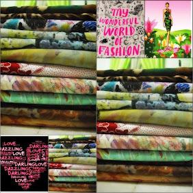 .: Darling Dazzling Fabulous Fabrics :.