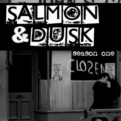 Salmon and Dusk cover
