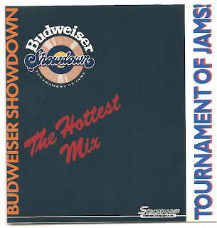 BUDWEISER - THE HOTTEST MIX.VOL.5