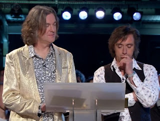 Top Gear, Gold Jacket :)
