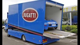 Perfect Combination for Bugatti Veyron