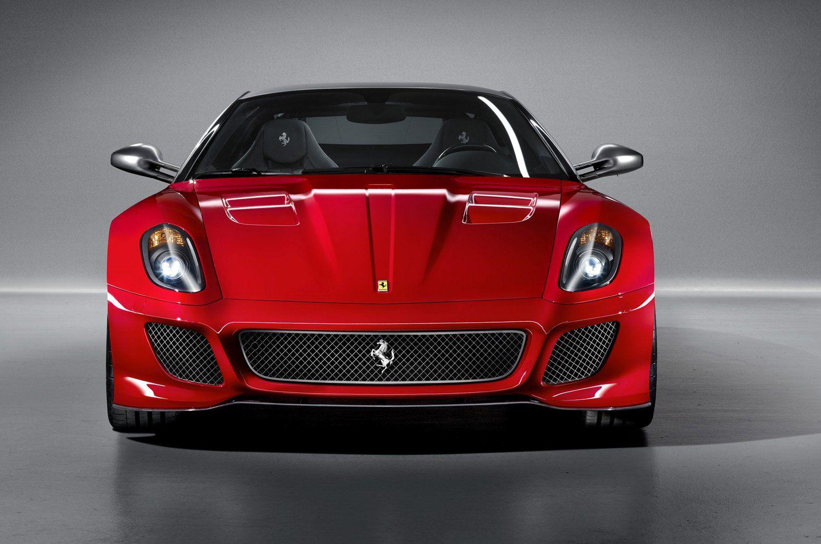 Art Of Automotive: Ferrari 599 GTO