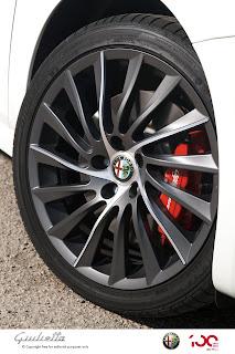 Alfa Giulietta: Hard to pronounce but worth to drive!