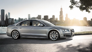 The best looking Audi A8