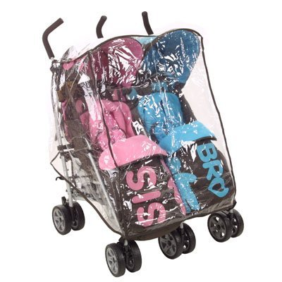 Mytwindoublestroller Cosatto You 2 Twin Pushchair