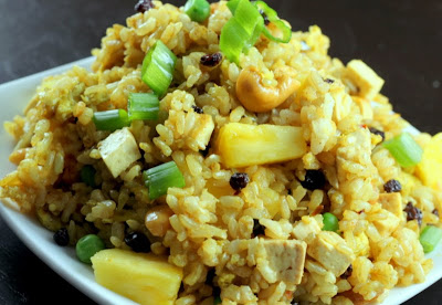 Sugar Cooking: Thai Pineapple Fried Rice