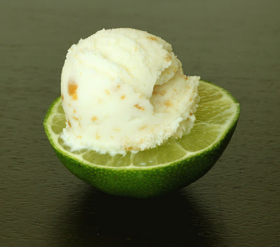 Sugar Cooking: Key Lime Pie Ice Cream