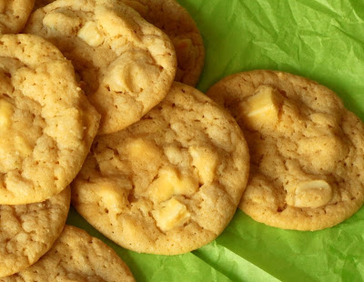 White Chocolate And Macadamia Nut Cookies Nz
