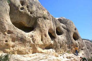 Wind Caves - Mt. Diablo State Park