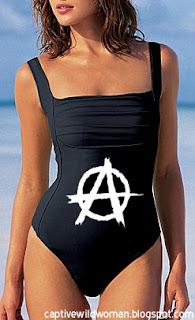 Anarchist Bathing Suit