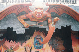 Dante's Inferno Ride, Astroland, Coney Island