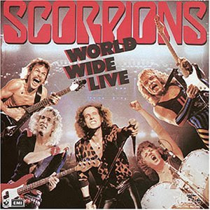 Scorpions bring the rock.