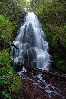 Fairy Falls, OR