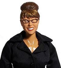 Sarah Palin winky doll