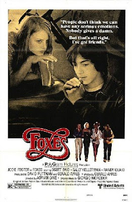Foxes movie poster