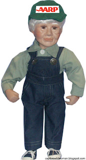 Old Guy Doll