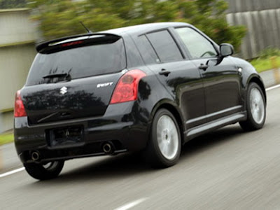 The HOT and Exclusive Review of Suzuki Swift 2010