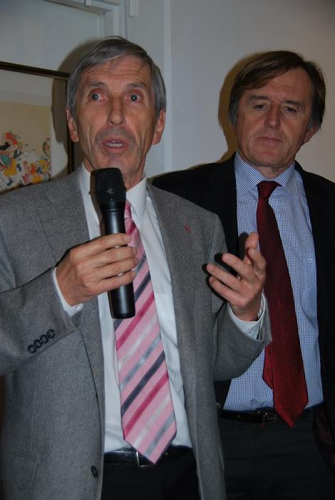 Jacky RAYMOND et Yvan LACHAID